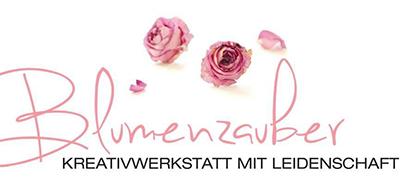 Blumenzauber Logo